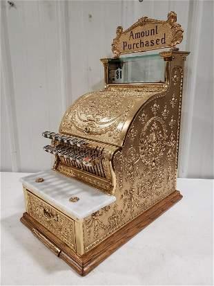 Vintage National No.313 Candy Store Cash Register