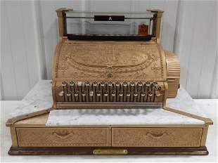 Vintage National Cash Register Model No. 349