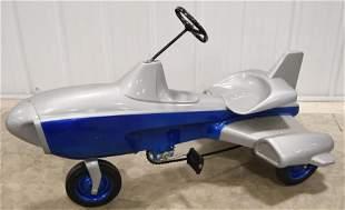 Retored Murray Atomic Missile Pedal Car