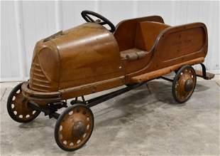 Garton Woody Station Wagon Pedal Car