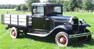 1931 Ford Model A Special Stake Truck