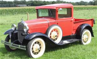 1931 Ford Model A Pickup Truck