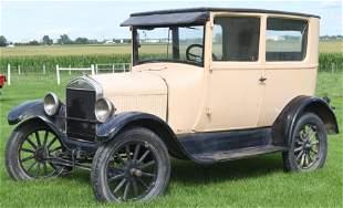 1926 Ford Model T 2 Door Sedan
