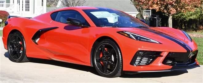 """2020 Chevrolet Corvette 2LT Z51 Coupe """"Brand New"""""""