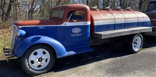 1937 Chevrolet Fuel Delivery Truck
