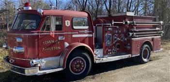 1969 American La France Pumper Fire Truck