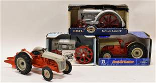1/16 Ertl Fordson & Ford Tractors