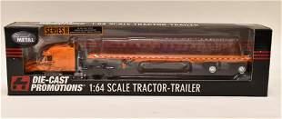 1/64 DCP Schneider Transport Freightliner Flatbed