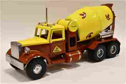 Fred Thompson Smith Miller Bonanza Concrete Mixer