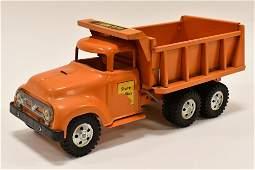 Tonka Big Mike Dual Hydraulic Dump Truck