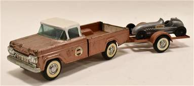 Nylint Ford Truck Speedway Special Indy Racer Set