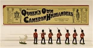 Britains Royal Fusiliers Set No. 7