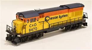 Lionel 6-8470 Chessie System U36B Diesel Engine