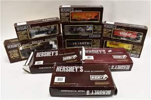 Lionel Hershey's Train Set w/ Engine & Cars