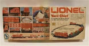 Lionel 6-1582 Yard Chief Electric Train Set