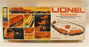 Lionel 6-1328 Yardmaster Electric Train Set