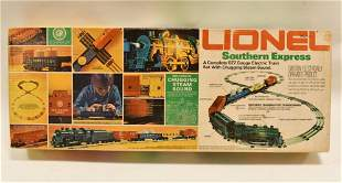 Lionel 6-1384 Southern Express Electric Train Set