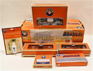 Lionel Penn Flyer Operating Freight Expansion Pack