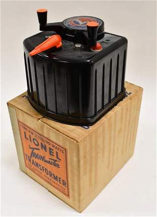 Lionel Trainmaster Type-KW Transformer 190 Watts