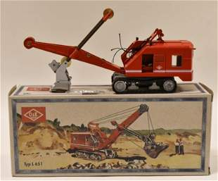 1/50 NZG O&K TYP L651 Shovel Excavator