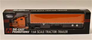1/64 DCP Schneider National Freightlier w Trailer