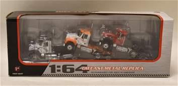 1/64 1st Gear Mack Granite 3 Piece Set