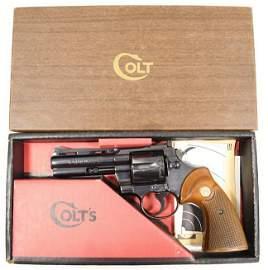 Colt Python .357 Magnum 6-Shot Revolver In Box