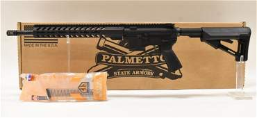 Palmetto State Armory PA-X9 9mm Semi-Auto Rifle