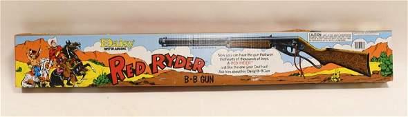1988 Daisy Red Ryder 50th Anniversary BB Gun NIB