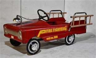 AMF Fire Fighter Unit No. 508 Pedal Car