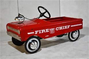 AMF Fire Chief Car No. 503 Pedal Car