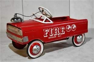 Murray Fire Battalion No.1 Pedal Car