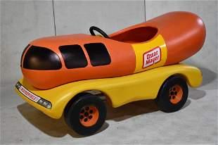 Oscar Mayer Wiener Mobile Pedal Car