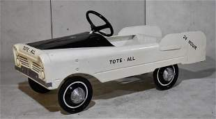AMF Tote-All Pedal Car