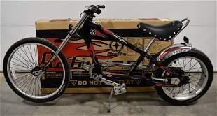 "Black 20"" Boys Schwinn Sting-Ray Chopper Bicycle"