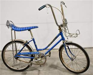 1970 Schwinn Sting-Ray Stardust Girls Bicycle