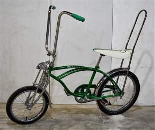 Custom Schwinn Applecrate Bicycle