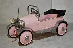 Contemporary Roadster Pedal Car