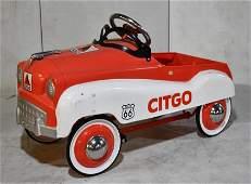 Contemporary Citgo Route 66 Pedal Car