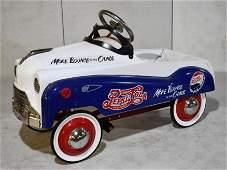 Contemporary Pepsi-Cola Pedal Car