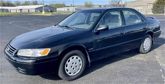 1998 Toyota Camry LE America Edition