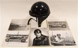 Early Midget Racing Memorabilia Grouping