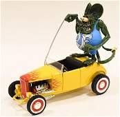 Die-Cast Big Daddy Ed Roth Rat Fink Custom Ford