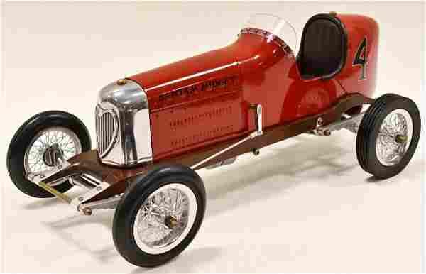 Bantam Midget #4 Racer Car By Authentic Models