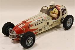 Sanyo Tin Friction #98 Champion Indy Style Racer