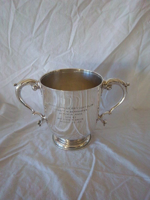 2: Tiffany & Co. Sterling Siver Cup