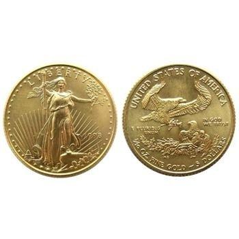 19: 1998 1/4 Oz. Gold Eagle