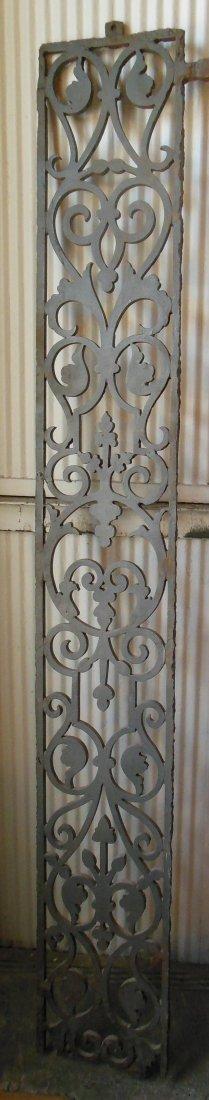 Decorative Iron Panel