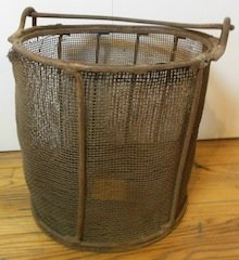 American industrial basket