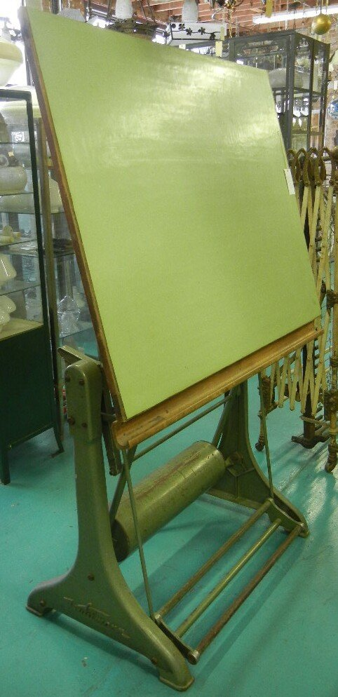 Architect/ Drafting Table from Germany, Unbelievable Qu